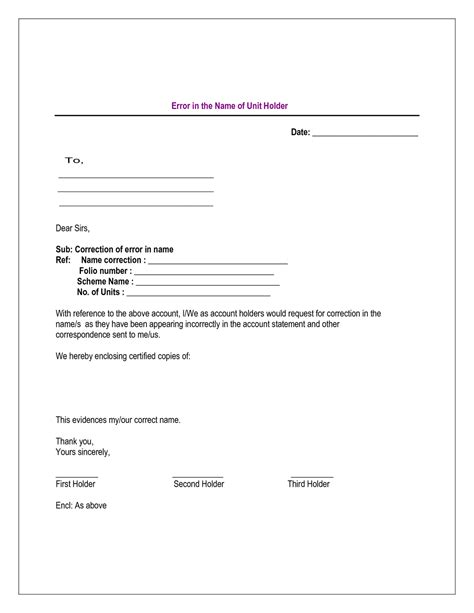 Error In Bank Statement Letter required bank statement letter format letter format 2017