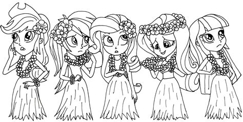 my little pony treehugger coloring pages free printable my little pony coloring pages my little