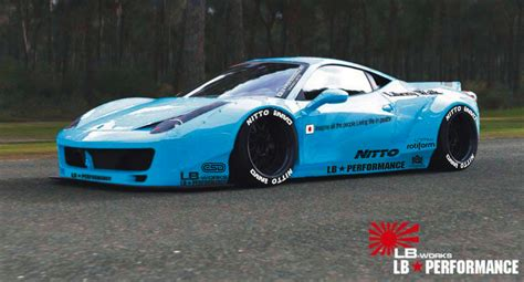 ferrari 458 modified striking polestar blue ferrari 458 or not