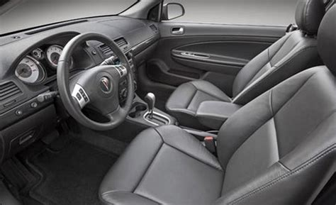 G5 Interior by Car And Driver