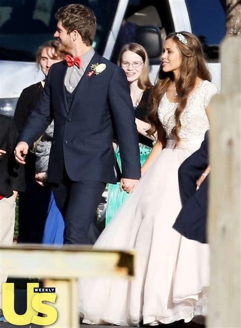 ben seewald and jessa duggar wedding jessa duggar wedding dress more photos reality star