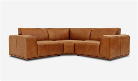 camel leather sectional sofa best of leather sectional sofa camel sofas