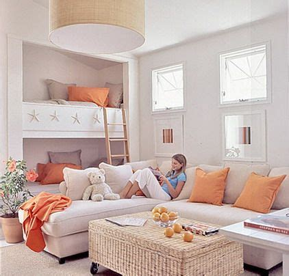 bedroom corner sofa white and orange teenagers bedroom furniture sets