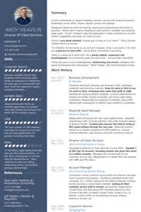 Business Development Resume Samples Visualcv Resume