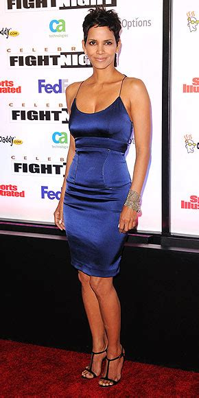 Frock Horror Of The Week Halle Berry by This Week In Fashion Rainbow Coalition Circus