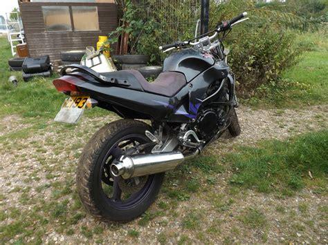 Suzuki Streetfighter Suzuki Gsx600f Streetfighter Project Rat Bike