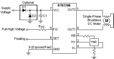 En Single Phase Ac Voltage Sensor Module 1 rt8720b single phase wave fan motor driver