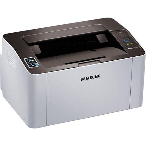samsung xpress m2020w samsung xpress m2020w monochrome laser printer sl m2020w xaa b h