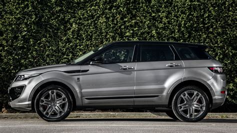 colour change for your project kahn range rover evoque project kahn