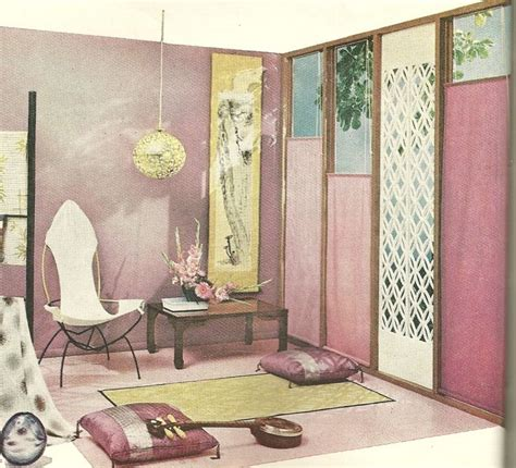modern with vintage home decor 267 best images about 1960s living room on pinterest the