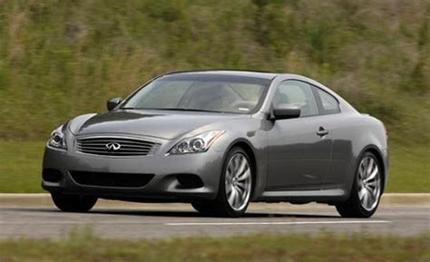 2008 infiniti g37 sport coupe car and driver