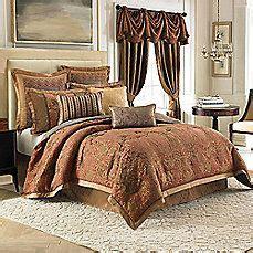 couture comforter set 7 king florence chenille comforter set bedroom