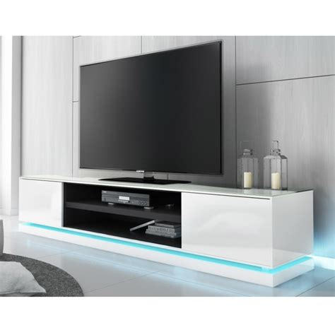 white high gloss tv unit evoque white high gloss tv unit stand with led lighting
