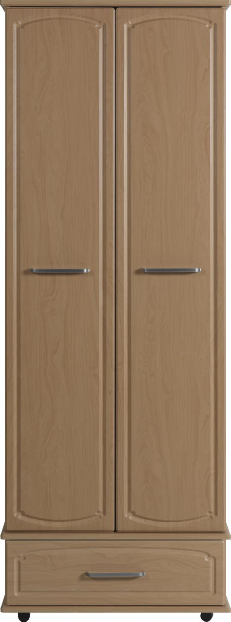 High Wardrobes by Thame High Wardrobe With 2 Doors And 1 Drawer