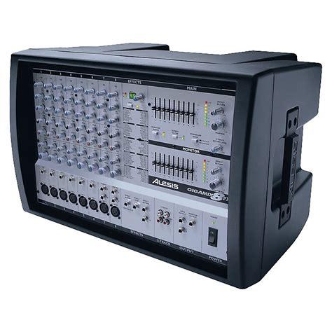 Mixer Friend alesis gigamix 8fx powered mixer musician s friend