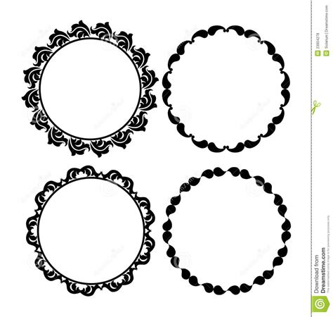 roundhouse stock images royalty free images vectors round frames stock vector image of ornamental rosette