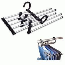 Hanger Gantungan Baju Plastik Hitam Gepeng 1 Set Isi 12pcs alat rumah tangga toko belanja aneka produk