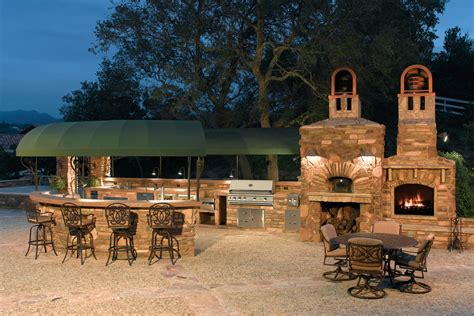 Built In Kitchen Islands by Custom Summerset Barbecue Island Outdoor Kitchen Area