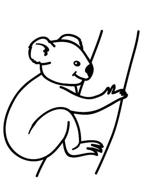 40 Dessins De Coloriage Koala 224 Imprimer