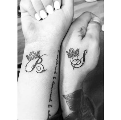pinterest couples tattoos best 25 tattoos ideas on married