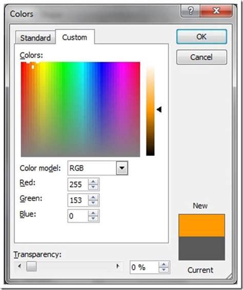 template dalam powerpoint adalah penggunaan skema warna yang harmonis dalam slide