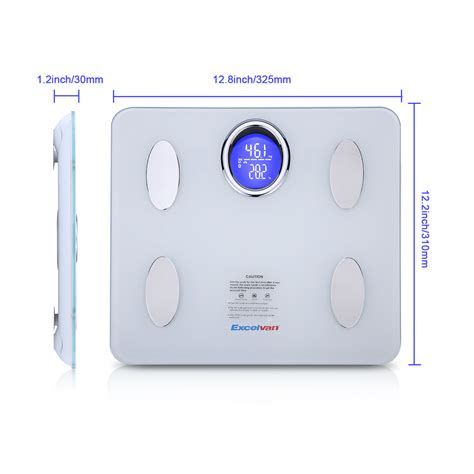Bluetooth Scale digital analyser scales bmi weighing bluetooth