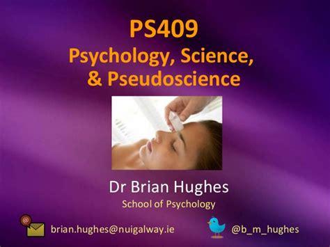 psychology science  pseudoscience class  psych