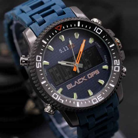 Jam Tangan Tactical 5 11 Black Ops jual jam tangan tctical 5 11 black ops