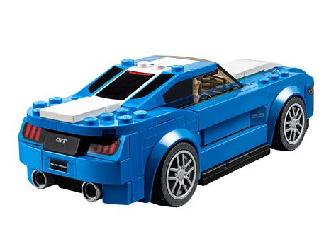 speed mustang ford mustang gt 75871 lego speed chions 2016 im