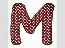 Letter M - Best, Cool, Funny Q Bubble Letter