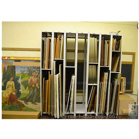 Artwork Storage Rack by Artwork Storage Solutions Storage Racks Framed