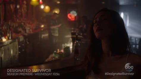 designated survivor amsterdam designated survivor season 2 premiere hannah in