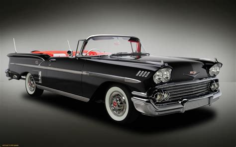 vintage chevrolet impala chevrolet impala car vintage wallpapers hd desktop and