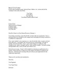 Cover letter examplesimple cover letter application letter sample