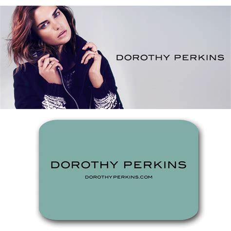 Perkins Gift Card - full wedding gift list range the gift list