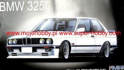 Fujimi Bmw 325i 124 bmw 325i e30 fujimi 12610