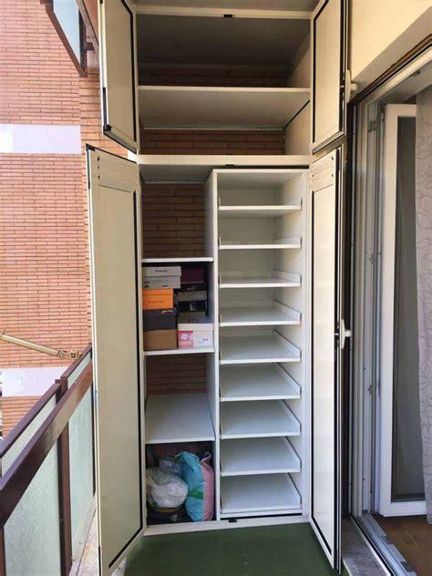 armadio per ripostiglio armadio con ripostiglio mattsole