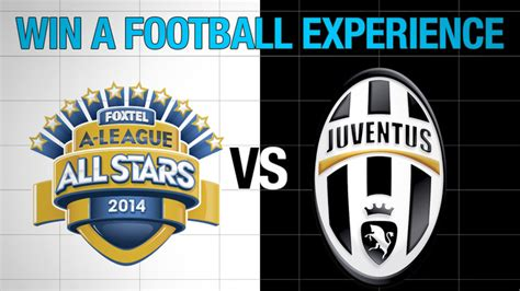 Seven Juventus Juventus 4 channel 7 news adelaide win trip to a league all vs