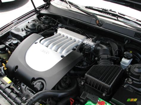 2003 Kia Optima Engine 2006 Kia Optima Ex V6 2 7 Liter Dohc 16 Valve V6 Engine