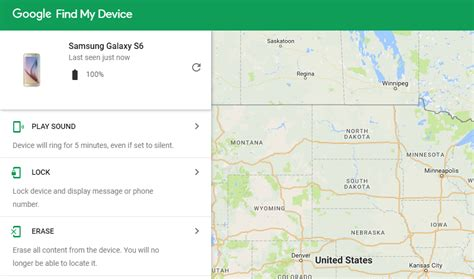find android how to find a lost or stolen android phone