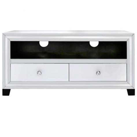 Mirrored Tv Cabinet Furniture by Savona Mirrored Tv Cabinet Venetian Glass Furniture