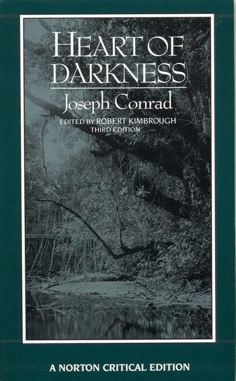 theme of the novel heart of darkness by joseph conrad heart of darkness by joseph conrad l st in the pages