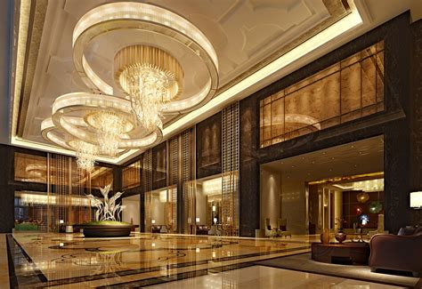 Floor And Decor Address by Hotel Lobby Interior Decoration Image