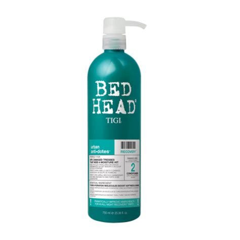 bed head urban antidotes tigi urban antidotes recovery conditioner bed head
