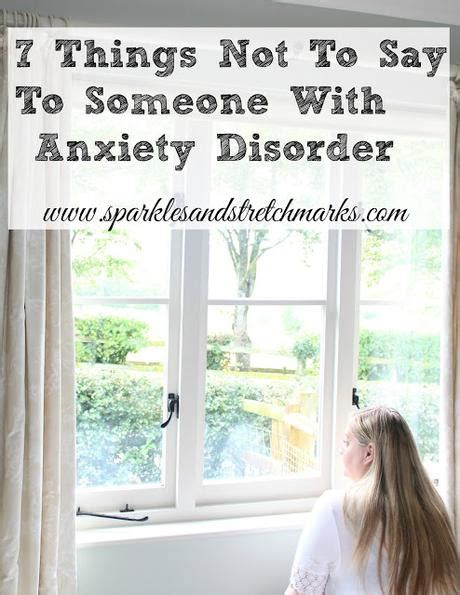 7 Things Not To Say At Our Next by 7 Things Not To Say To Someone With Anxiety Disorder