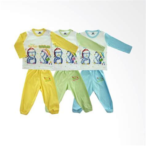Jual Baju Setelan Jumpsuit Domi Set jual tokusen rip a great birthday setelan baju anak set of 3 harga kualitas