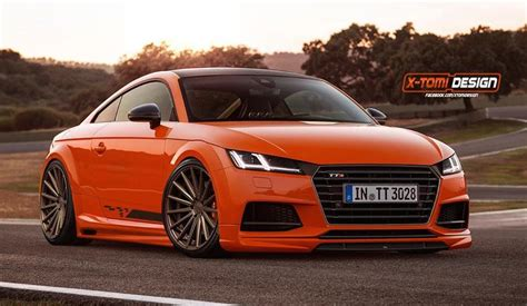 Audi Tts Tuning by 2015 Audi Tts Gets Virtually Tuned
