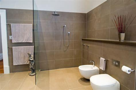 Modern Brown Bathroom Ideas Modern Brown Bathroom Home Staging Accessories 2014