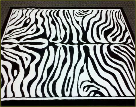 zebra printable area zebra area rug canada home design ideas