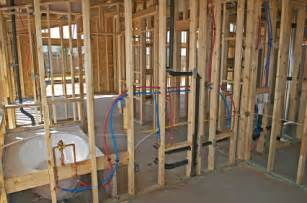 How To Plumb A New House Plumbing With Pex Buildipedia